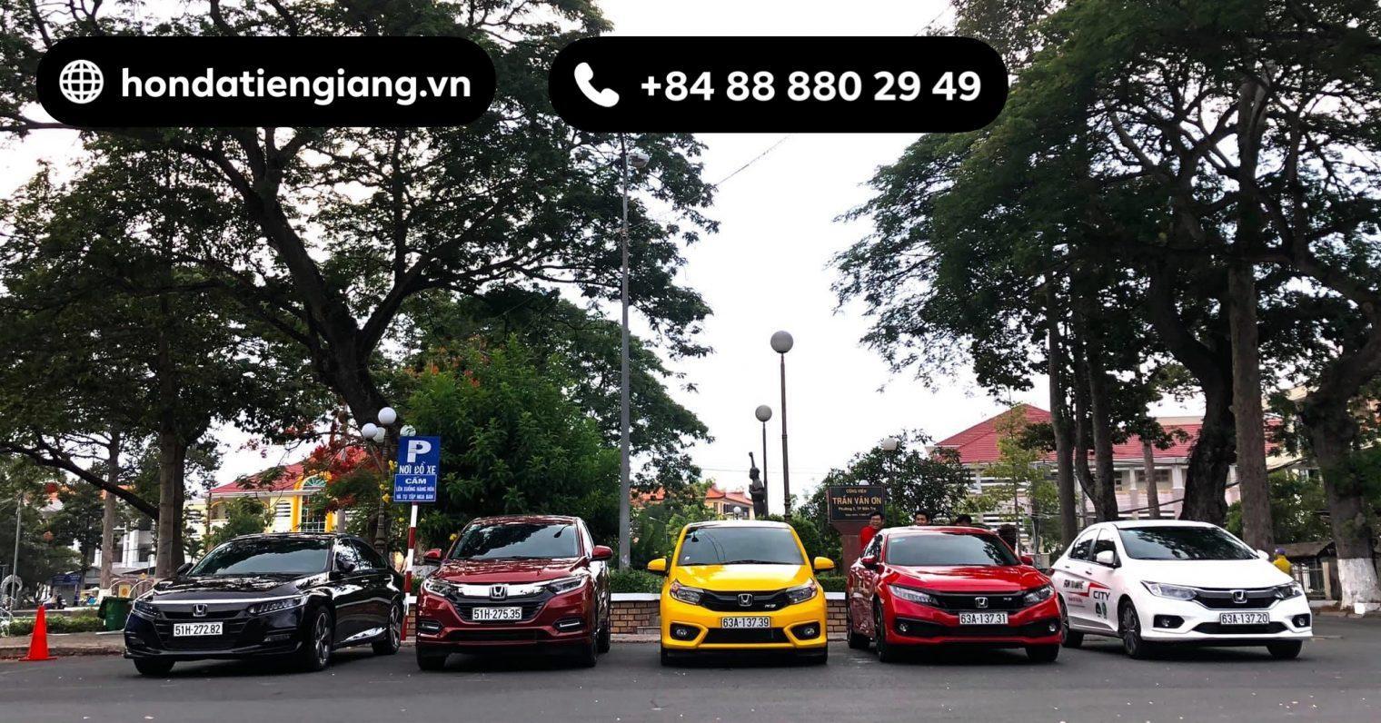 Giảm 50% lệ phí trước bạ ô tô – Honda Ôtô Tiền Giang