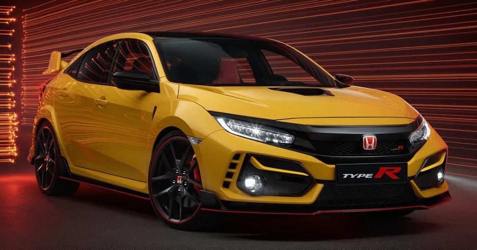 Honda Civic Type R bản đặc biệt – Honda Ôtô Tiền Giang