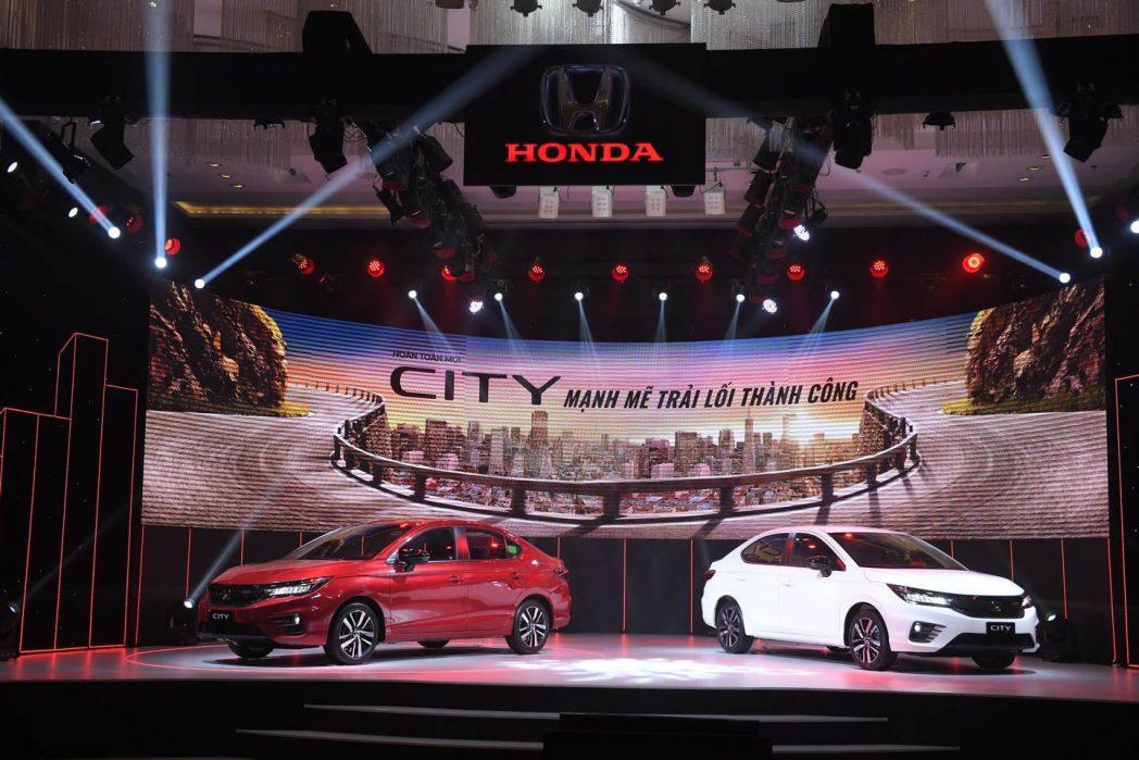 So Sánh 3 Phiên Bản Honda City 2021 – Honda Ôtô Tiền Giang